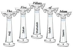 Worksheets Five Pillars Of Islam Worksheet five pillars of islam worksheet karibunicollies 5 delibertad